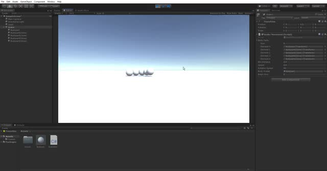 Watch and share Unity 2018.3.4f1 Personal - SampleScene.unity - New Unity Project - PC, Mac & Linux Standalone DX11  11-Jun-19 1 18 19 AM GIFs on Gfycat