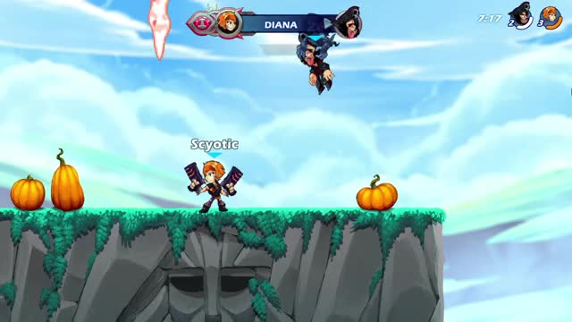 Watch and share Brawlhalla GIFs by Scyotic on Gfycat