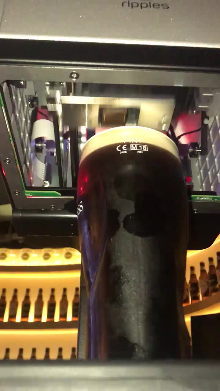 guinesss, Face printed on guiness GIFs