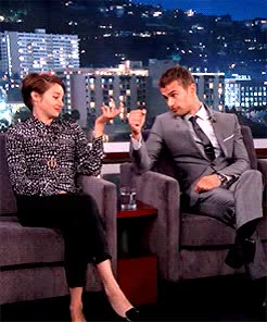 Watch and share Theo And Shailene GIFs and Shailene Woodley GIFs on Gfycat