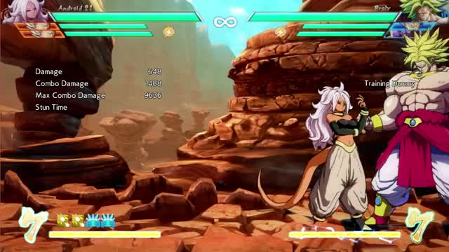 Watch 2018-07-03-1117-28 GIF on Gfycat. Discover more Dragon Ball FighterZ, dbfz GIFs on Gfycat