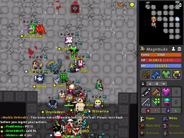Watch Crus on defender GIF by Magnitude (@magnitude) on Gfycat. Discover more rotmg GIFs on Gfycat