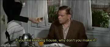 Jayne Mansfield andTom Ewellin'The Girl Can't Help It' (1956