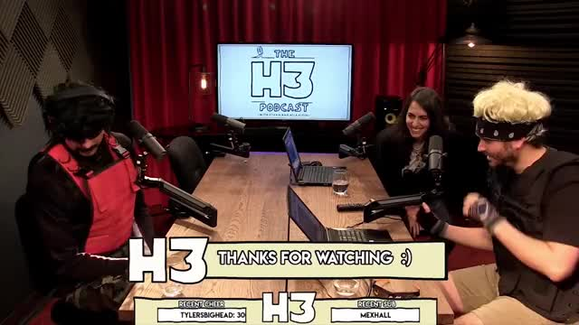 DrDisRespect BREAKS Character on H3H3 Podcast!