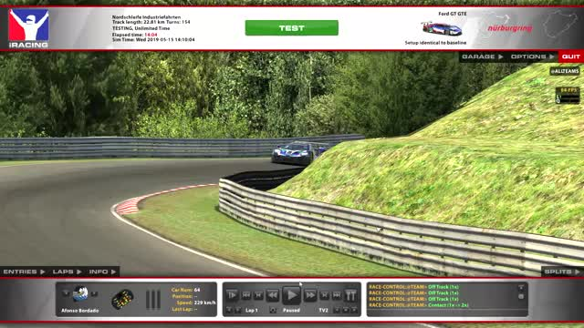 Watch and share IRacing.com Simulator 1 23 2019 10 21 06 PM GIFs on Gfycat