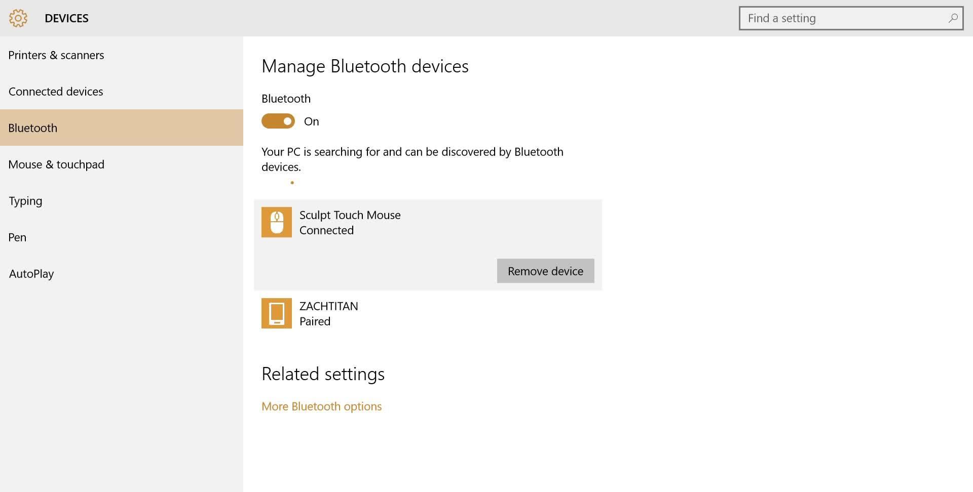 windows10, Cannot turn off Bluetooth? (reddit) GIFs