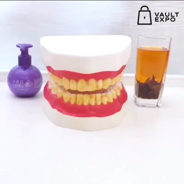 Watch and share WhiteOut™ Intensive Whitening Toothpaste (New) GIFs by Nikkie Cinco Munda on Gfycat