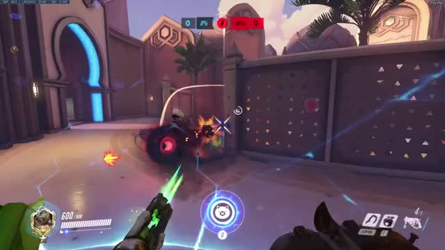 Watch and share Overwatch GIFs by Infinate on Gfycat
