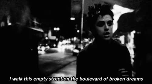 Watch and share Billy Joe Armstrong GIFs and Black And White GIFs on Gfycat
