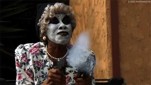 dont be a menace in south central grandma
