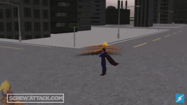 Watch and share DB Goku, Speed 3 GIFs by Qawsedf234 on Gfycat