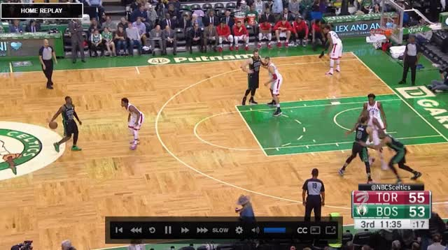 Watch and share Horford 3 Miss GIFs by blakemurphyodc on Gfycat