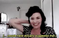 Watch and share Cooper X Audrey GIFs and Sherilyn Fenn GIFs on Gfycat