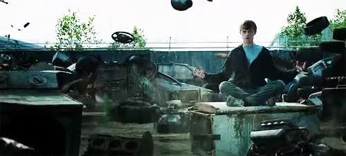 Watch and share Four Elements GIFs and Telekinesis GIFs on Gfycat