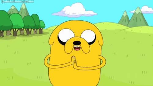 Watch and share Finn GIFs and Jake GIFs by Reactions on Gfycat