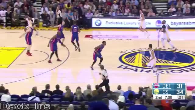 Watch and share Warriors Ball Movement - 15/16 GIFs on Gfycat
