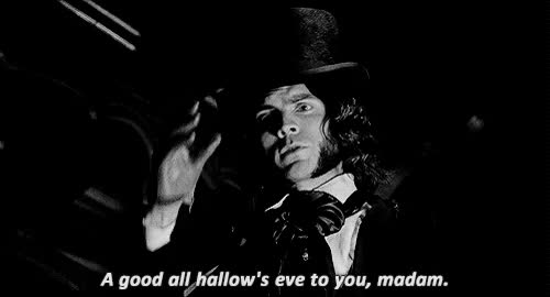Watch and share Wes Bentley As Edward Mordrake GIFs on Gfycat