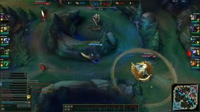 Watch The Most Insane Rek'Sai Ult Ever GIF on Gfycat. Discover more leagueofmemes GIFs on Gfycat