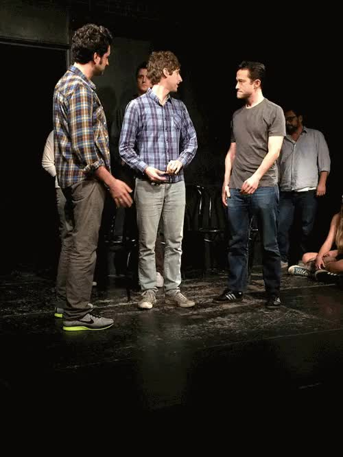 Watch and share Thomas Middleditch GIFs and Breckin Meyer GIFs on Gfycat