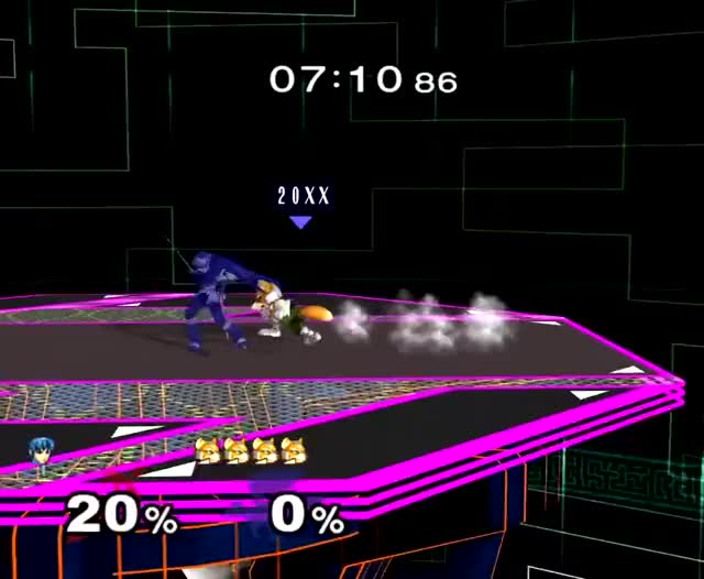 Watch and share Melee GIFs and 20xx GIFs by ppenguin on Gfycat