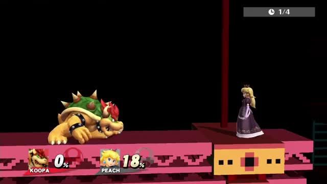 Watch and share Sm4sh Mods : Bowser Hitbox Visualization GIFs by wonkit on Gfycat