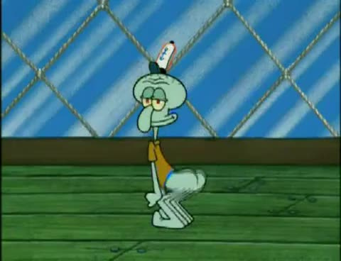 lol, squidward GIFs