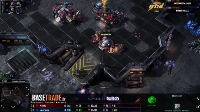 Watch Leenock vs. KeeN - ZvT - BaseTradeTV StarLeague S2E2 GIF by @lichter on Gfycat. Discover more macro, micro, starcraft 2 cast GIFs on Gfycat
