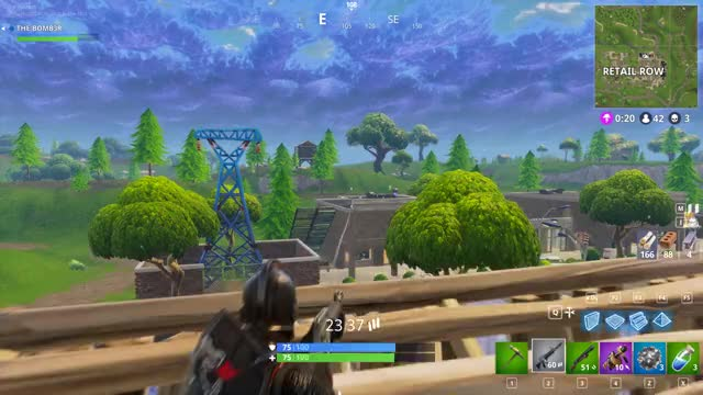 Watch Pulse Grenade Ownage! GIF by Jamie (@bomber1812) on Gfycat. Discover more Fortnite, Fortnite BR, FortniteBR, Gaming, PCMR GIFs on Gfycat