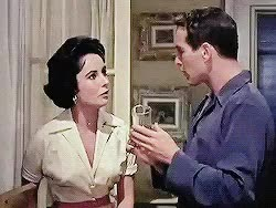 Watch and share Elizabeth Taylor GIFs and Paul Newman GIFs on Gfycat