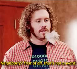 Watch b* GIF on Gfycat. Discover more *, *gif, erlich bachman, richard hendriks, silicon valley, siliconvalleyedit, t.j. miller, thomas middleditch, tv GIFs on Gfycat