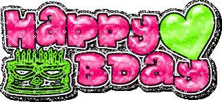 Watch and share Ravishing Birthday Graphic GIFs on Gfycat
