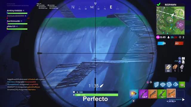 Watch Fortnite heavy snipe GIF by Xbox DVR (@xboxdvr) on Gfycat. Discover more DarthUmut86, FortniteBattleRoyale, xbox, xbox dvr, xbox one GIFs on Gfycat