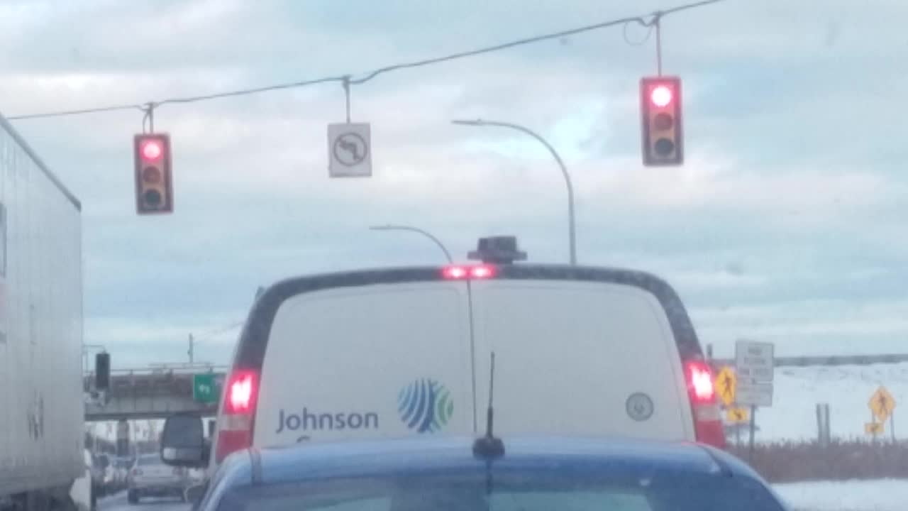 whatisthisthing, What is the spinning thing on top of this Johnson Controls van? (reddit) GIFs