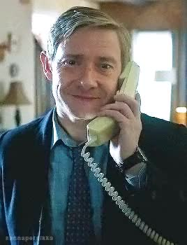 Watch and share Martin Freeman GIFs and Fargo GIFs on Gfycat