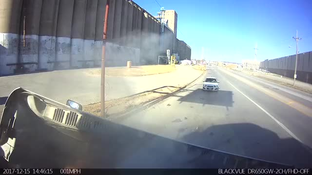 Watch U-Turn Wreck || ViralHog GIF on Gfycat. Discover more viralhog GIFs on Gfycat