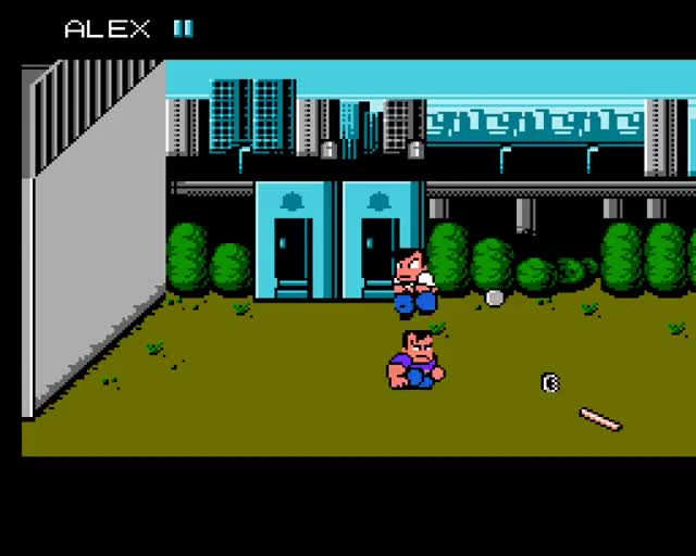 Watch River City Ransom (NES) Playthrough - NintendoComplete GIF on Gfycat. Discover more complete, nintendo, nintendocomplete GIFs on Gfycat