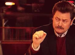 Watch Swanson Fistpump GIF on Gfycat. Discover more nick offerman GIFs on Gfycat