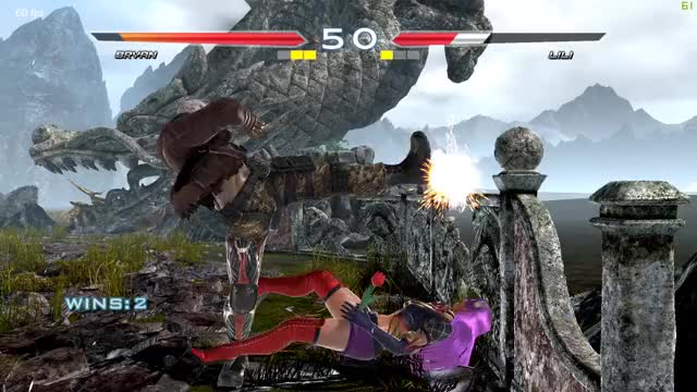 Watch and share Tekken GIFs by aMiT Cant Play on Gfycat