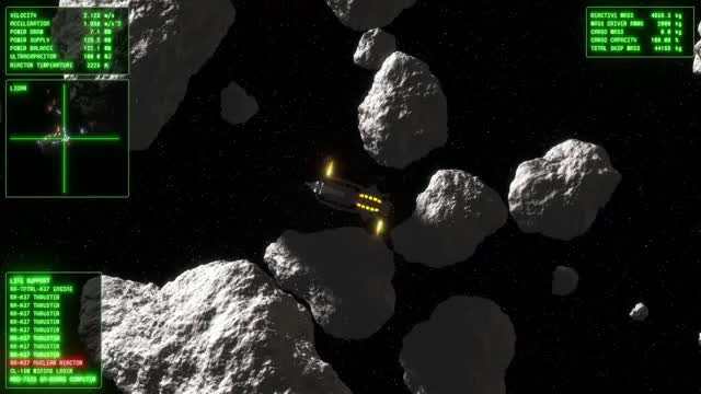 Watch ΔV: Rings of Saturn - TNTRL explosion, take two GIF by Kodera Software (@kodera) on Gfycat. Discover more deltav, game, gamedev, indie, indiedev, indiegame, scifi GIFs on Gfycat