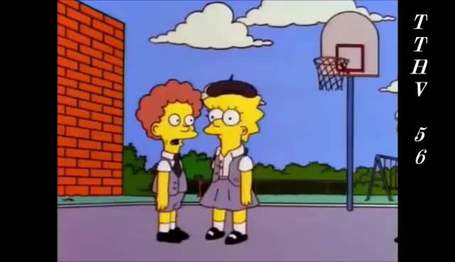 Watch and share Los Simpson--¡ABAJO LOS UNIFORMES! GIFs on Gfycat