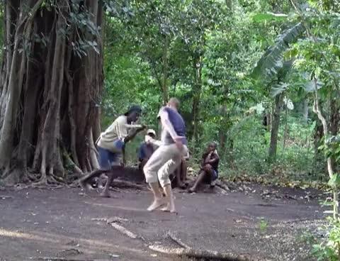 fencing, Haitian Machete Fencing gif 1 GIFs