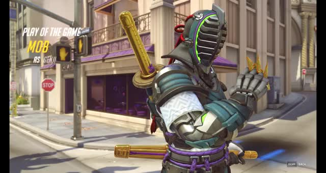 Watch and share Overwatch 2020-09-05 02-05-00 GIFs on Gfycat