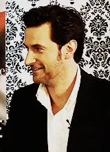 Watch and share Bless The Dentist GIFs and Richard Armitage GIFs on Gfycat