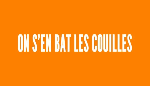 Watch and share On S'en Bat Les Couilles GIFs on Gfycat