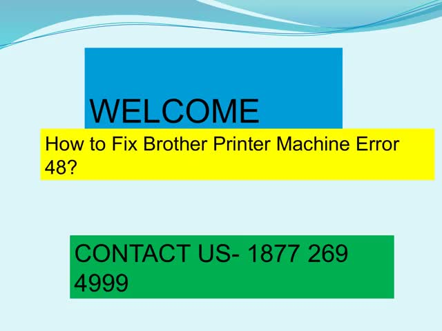 Watch and share How To Fix Brother Printer Machine Error 48 GIFs by Marta Wade on Gfycat