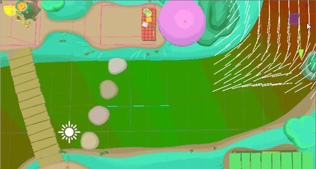 Inside the Aquatic Advancements of Vacation Simulator, Out