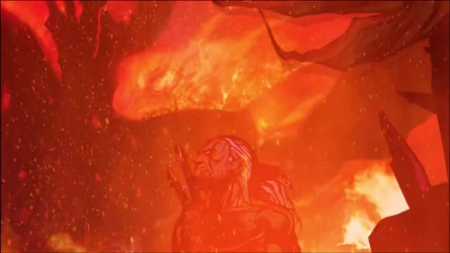 Watch witcher GIF by Alexander452 (@alexander452) on Gfycat. Discover more Witcher 2, cutscene, fire, prequel GIFs on Gfycat