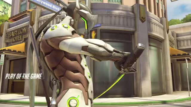 Watch and share Overwatch GIFs and Potg GIFs by Gin on Gfycat