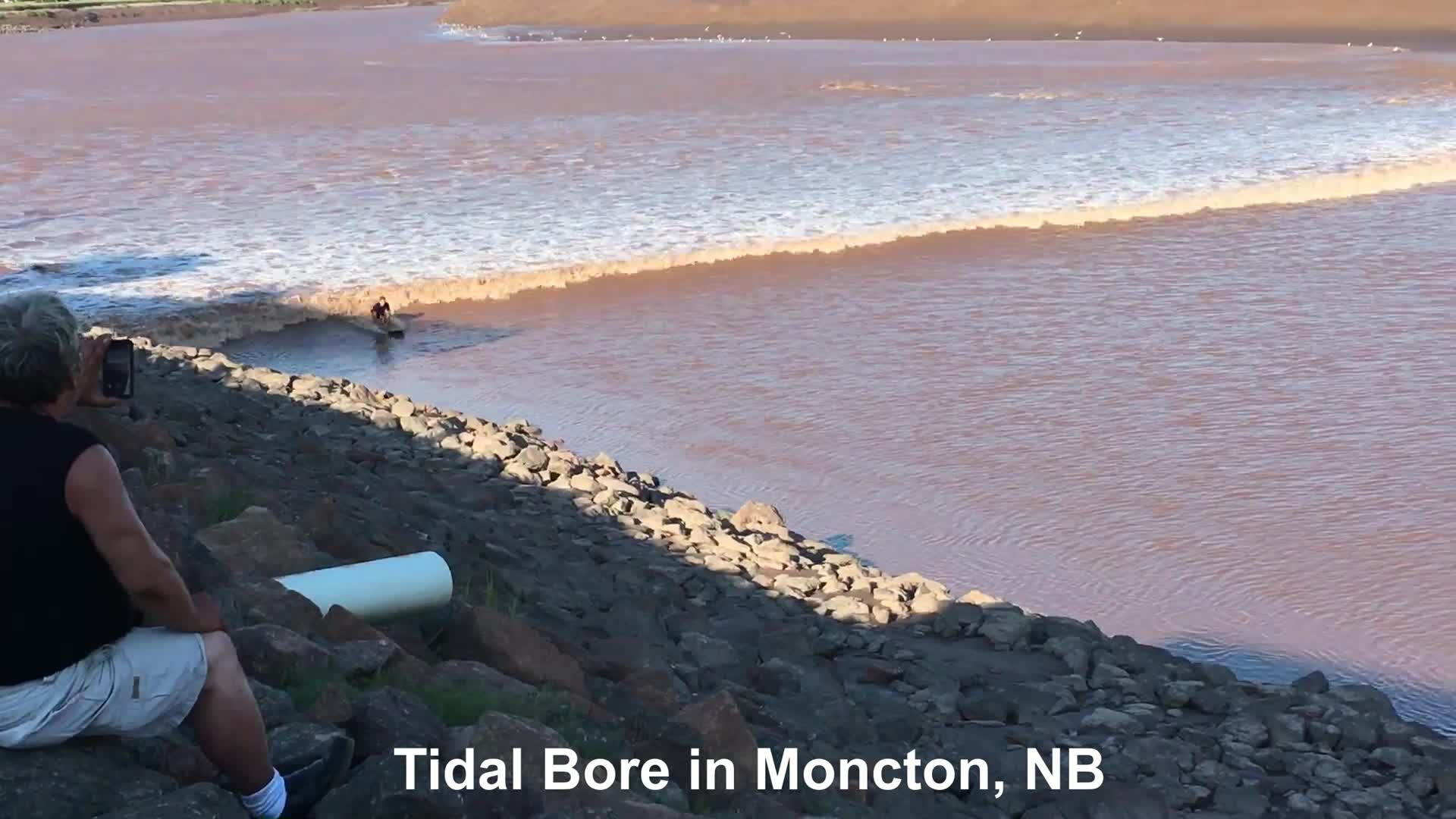 people & blogs, spellmje13, Tidal Bore, Moncton, NB GIFs