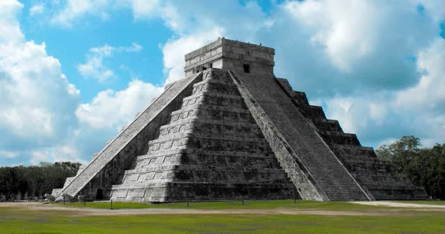 Watch and share Chichen-Itza-Day-and-Night GIFs on Gfycat